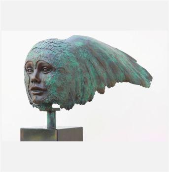 Portret Wings by Rob van den Broek