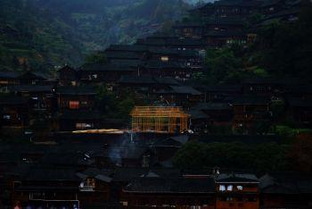 House Frames by Shen Wei