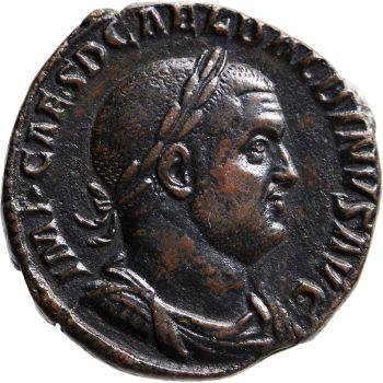 AE Sestertius Balbinus (238) by Unknown Artist