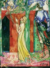 Allegorical Presentation by Jan Toorop
