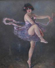 Ballerina by Raymond Charlot