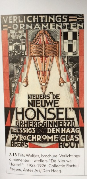 Nieuwe Honsel by Frits Woltjes