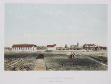 ROOSENDAAL, HET EERSTE STATION VAN NOORD-BRABANT   by Adrien Canelle Canelle