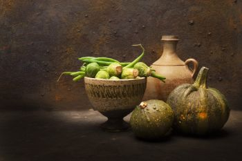 Haricot Verts by Mos Merab Samii