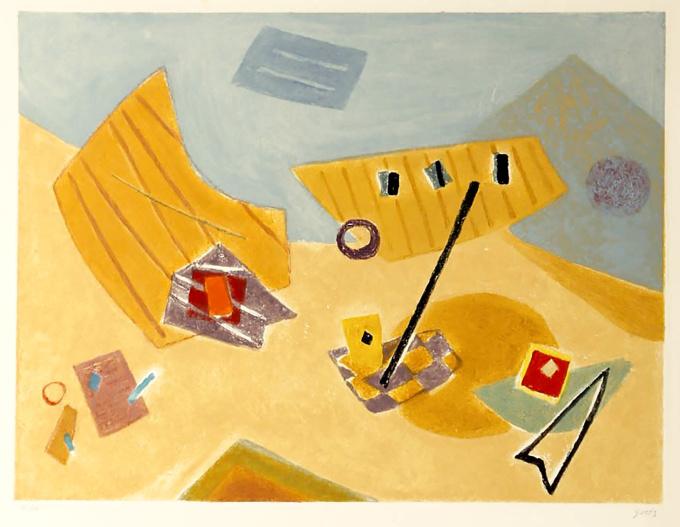 Sans titre 1 / Untitled 1 by Henri Goetz