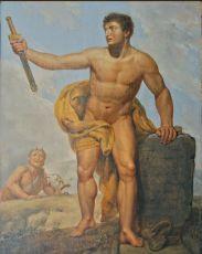 Theseus by Pierre Joseph Célestin François