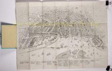 19de-eeuws Amsterdam  Amsterdam 1856 by Dilcher, Heinrich (1824-1855)