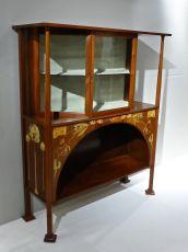 Wylie & Lochhead cabinet/showcase