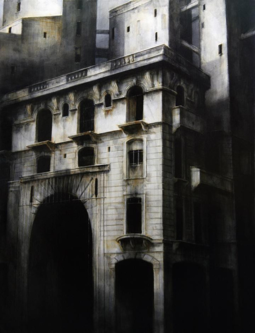 West Station by Maya Kulenovic