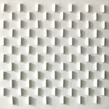'plissage' ('pleating') by Johannes Karman