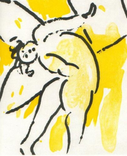 Page de Titre by Marc Chagall