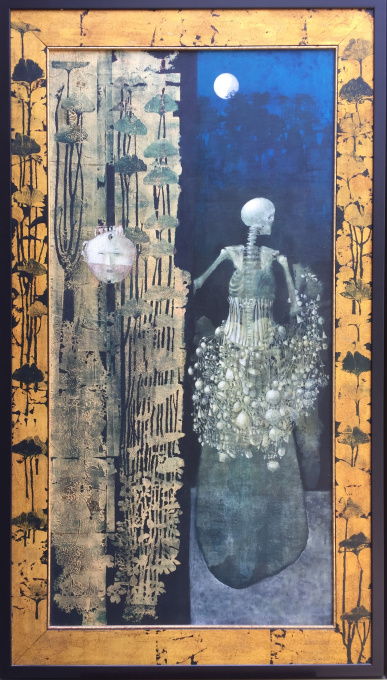 Vergaand naakt  by Wout Muller