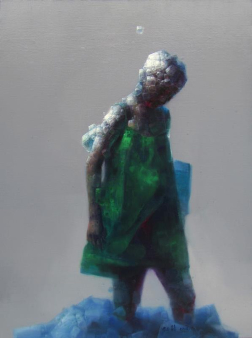 Body Temperature of the Soul No 2 by Chen Jianfeng