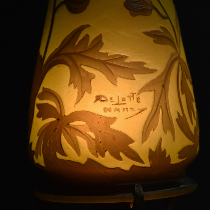 tablelamp by André Delatte