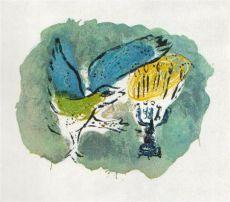 Cul de Lampe by Marc Chagall