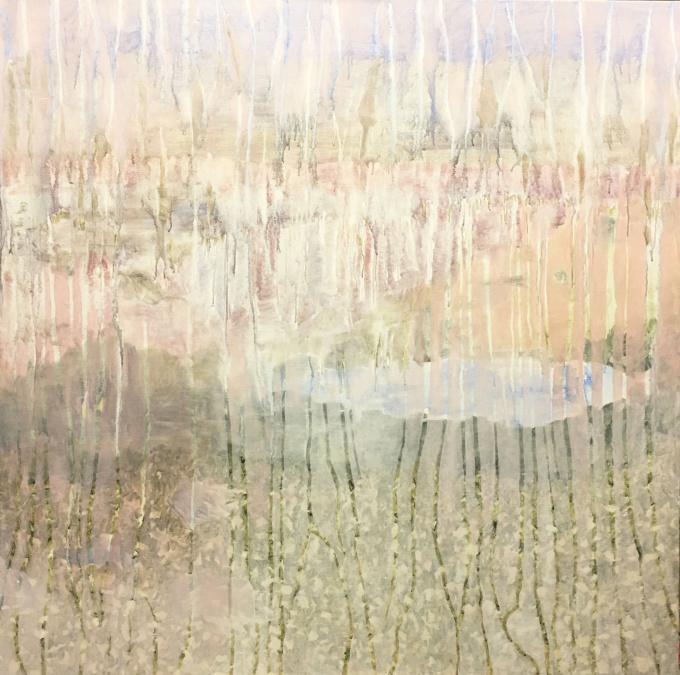 Landschap 02 by Mirian Jacobs