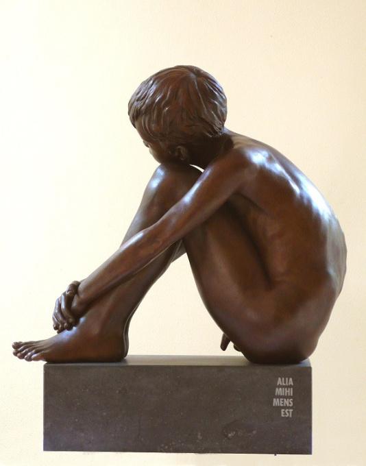 Alia mihi mens est by Wim van der Kant