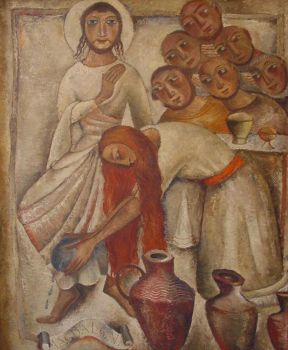 Mary Magdalene by Joan Collette
