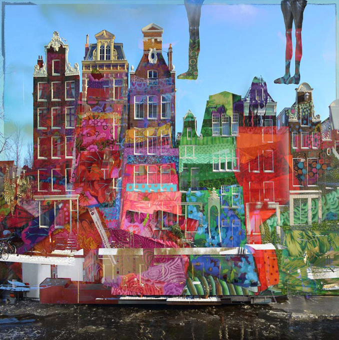 Amsterdam Opus 44 by Geert Lemmers