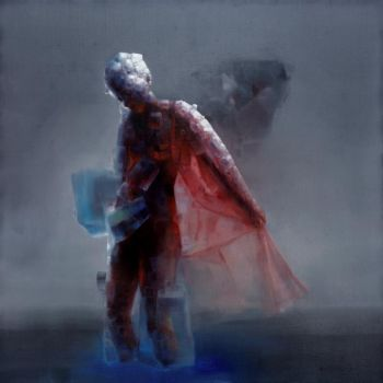 Body Temperature of the Soul No 3 by Chen Jianfeng