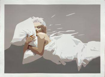 'White Dream No 1' by Shi Bao Fang