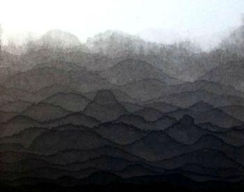 Mountain by Kim Minjung