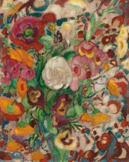 Flowers by Leo Gestel