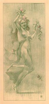 Danse (Dance) by Armand Rassenfosse