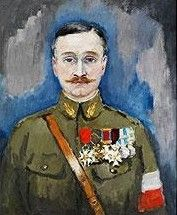 Portrait of Commandant Edouard Requin by Kees van Dongen