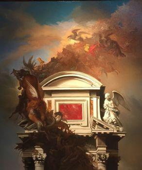 Bataglia Aerea by Giovanni Tommasi Ferroni