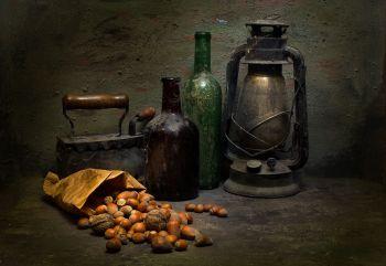 Hazelnuts by Mos Merab Samii