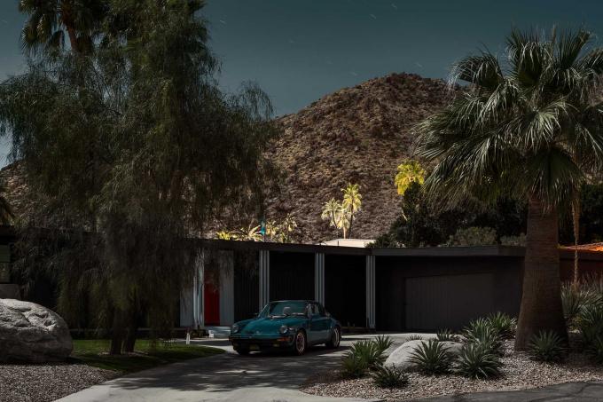 Cielo 911 - Midnight Modern by Tom Blachford