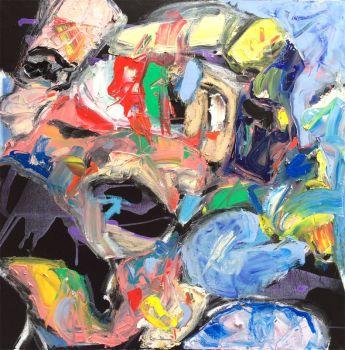 'Midnight dance' by Bregje Horsten