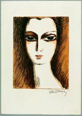 L'Anglaise by Kees van Dongen