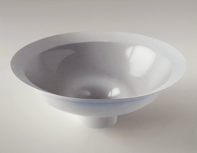Bowl from Egmond Abbey by Olav Cleofas van Overbeek