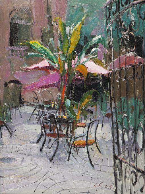'Terrace-2' by Zheng Yong Gang
