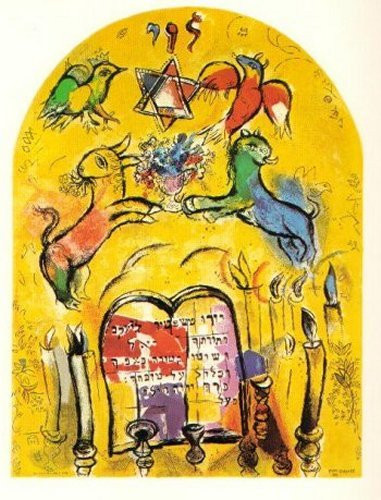 Tribu de Levi by Charles Sorlier
