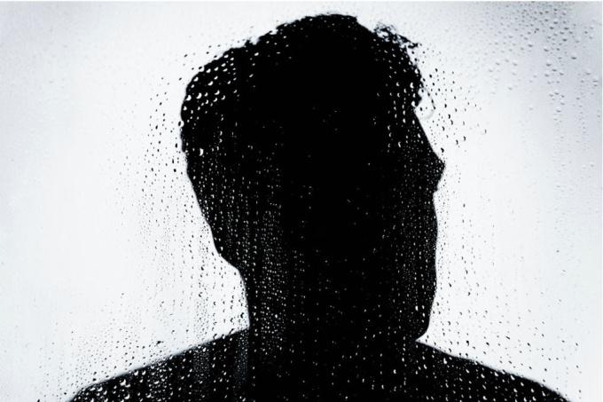 Rain and Me by Dik Nicolai