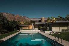 Kaufmann Desert House - Midnight Modern by Tom Blachford