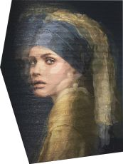 Girl with Pearl Earring by Alea Pinar du Pre