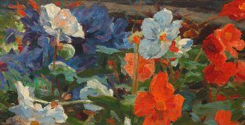 Flower Impression by Felicien Bobeldijk