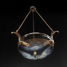 Hanglamp Lalique by René Lalique