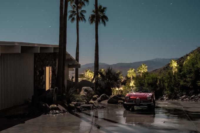 1040 W Cielo II - Midnight Modern by Tom Blachford