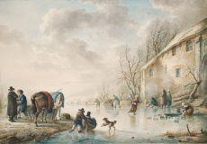IJsgezicht  by Craeyvanger, Reinier