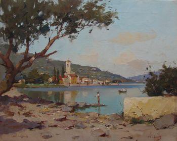 Lago Maggiore by Evert Jan Ligtelijn