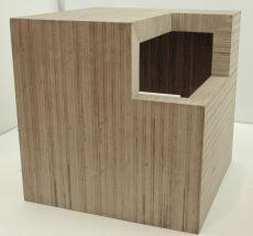'cube' by Vicente Antonorsi Blanco