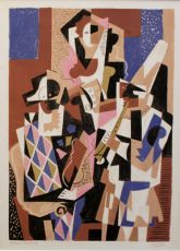 Musiciens by Gino Severini
