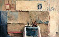 Groot Stilleven met Berit's Mona Lisa by Ben Snijders