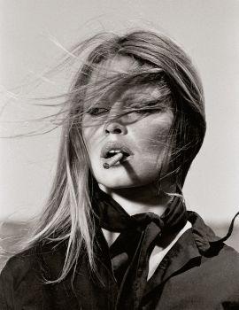 Brigitte Bardot: Co-signed edition by Terry O'Neill