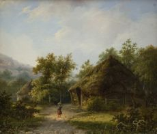 Landscape by Claas H. Meiners